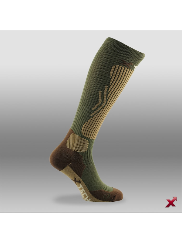 Calze Compression Green
